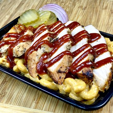 Mac & Meat Chicken