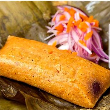 Peruvian Pork Tamales