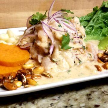 Ceviche Bowl (Fish)