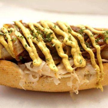 Bratwurst Dog