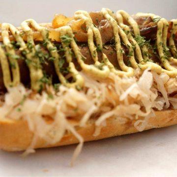Veggie Tofu Dog