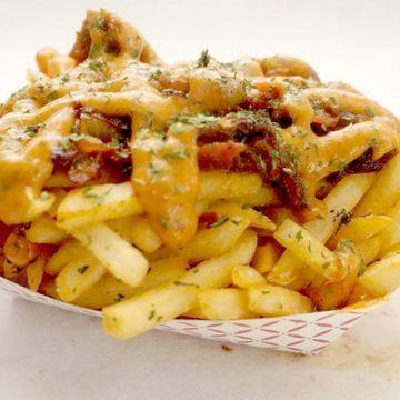 Honey Mustard Fries