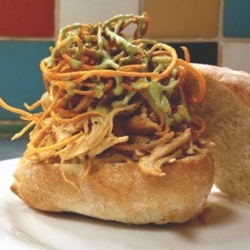 Brasa Chicken Sandwich