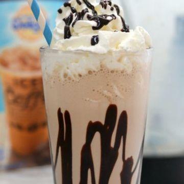 Frozen Coffee - Caramel