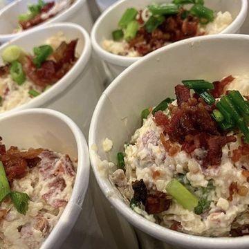 World's Best Potato Salad (w/Bacon)