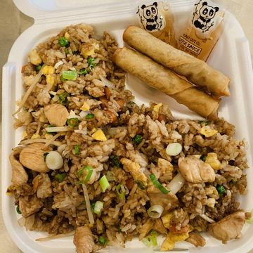 Chicken Fried Rice Combo
