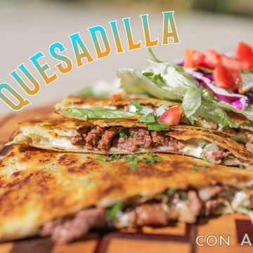 Our Classic Quesadilla