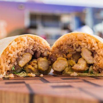 Our Classic Burrito