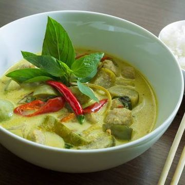 Spicy Green Curry