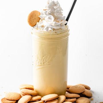 Banana Puddin' Shake
