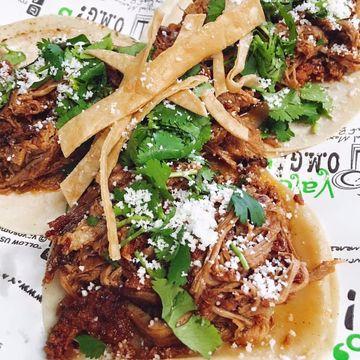 3 Famous Legend Tacos