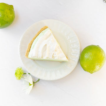 Key Lime Ice Box Pie