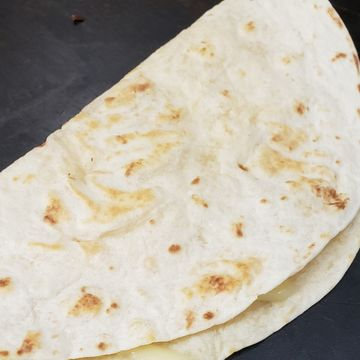 Plain Cheese Quesadilla