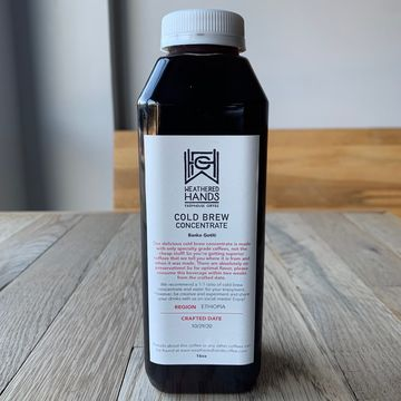 Cold Brew Concentrate - Serves (2)