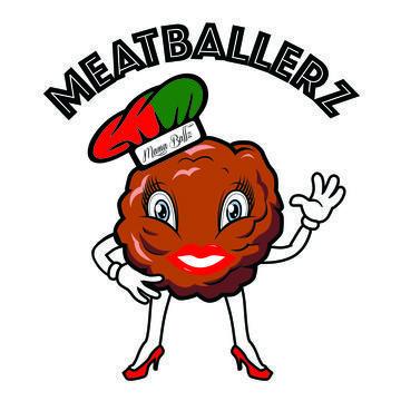 JR Meatballerz On a Bed