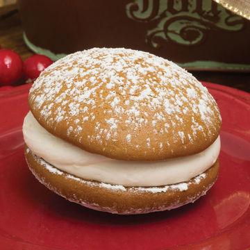 Gingerbread Whoo(pie)