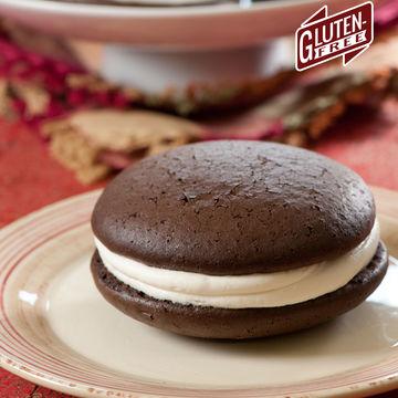Gluten Free Chocolate Whoo(pie)