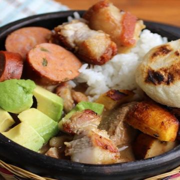 Colombian Bowl