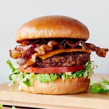 Bacon Cheesy w/ Fries