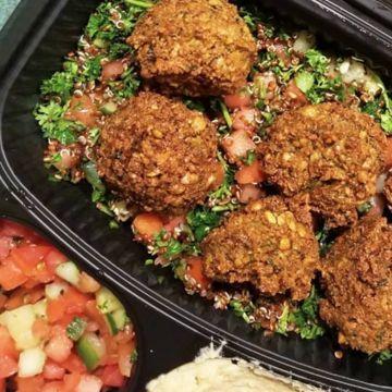 Falafel w/ Tabouleh