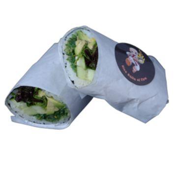 Vegy Sushi Burrito (vegan)