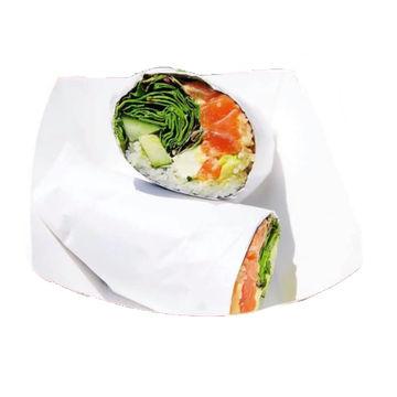 Spicy Tuna Sushi Burrito