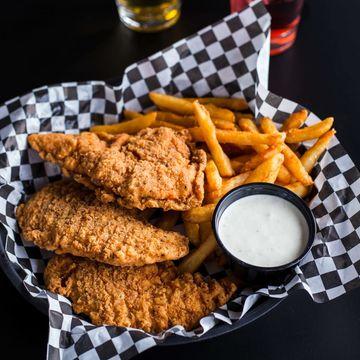 Chicken Fingers w/ Fries