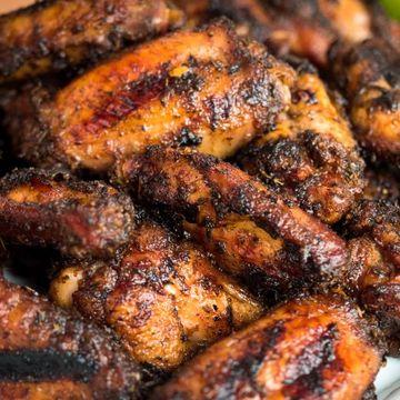 Jamaican Jerk Bone-in Wings