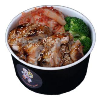 BBQ Chicken Bowl
