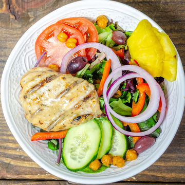 Portuguese Salad With Chicken