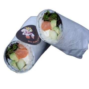 Alaska Sushi Burrito