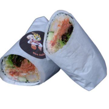 Hollywood Sushi Burrito