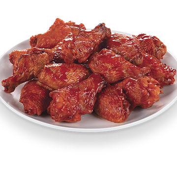 Wings Meal -  Cajun Sweet & Sour