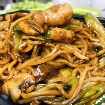 Shrimp Lomein Noodle