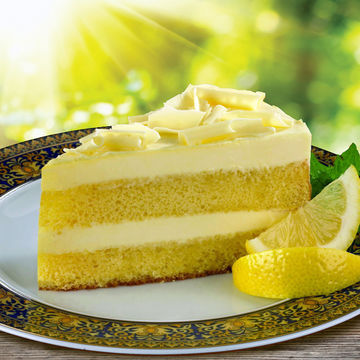 Amalfi Lemon Cake