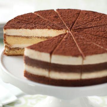 Tiramisù cake