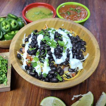 Black Bean Burrito Bowl