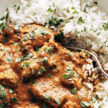 Chicken Tikka Masala w/ Rice
