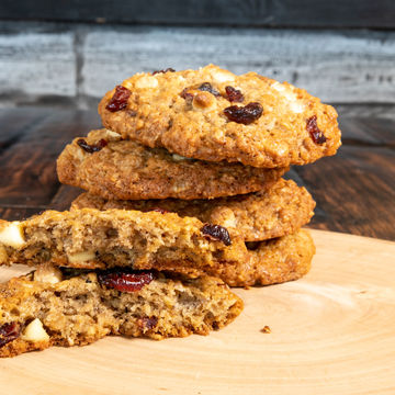Oatmeal Craisin - Stack of 4