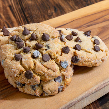 Peanut Butter Chocolate Chip - Stack of 4