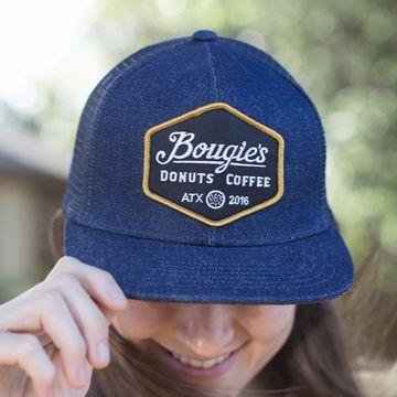 Bougie's Hat - Navy