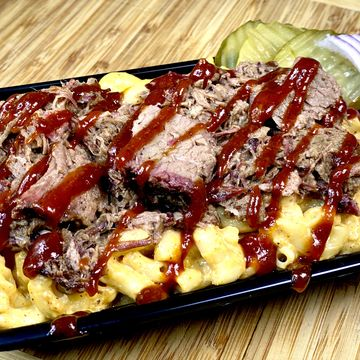 Mac & Meat Brisket