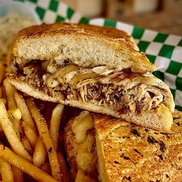 El Gordo's Roast Pork Sandwich image