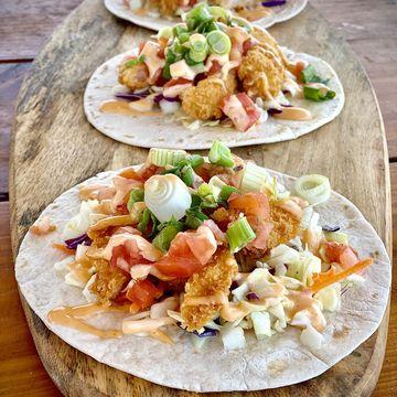 Shrimp Tacos (3x) image