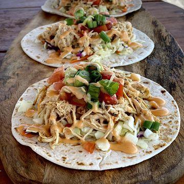 Bang Bang Chicken Tacos (3) image