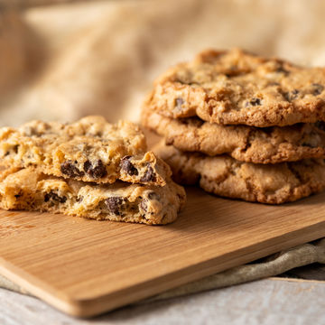 Gluten Free Chocolate Chip - Stack of 4