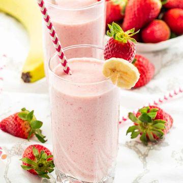 Smoothie - Strawberry Banana