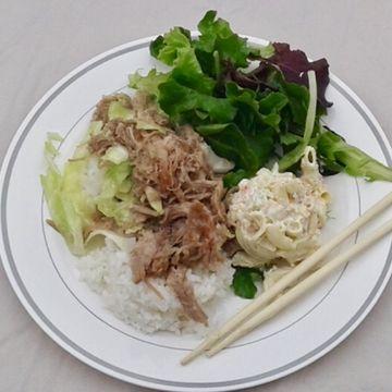 Kalua Pork Plate