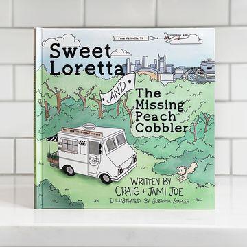 Sweet Loretta & The Missing Peach Cobbler