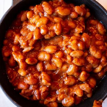 BBQ Bus Beans